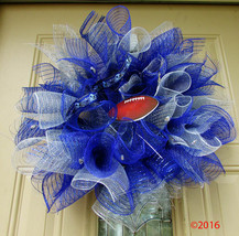 All About Sports Wreath - $45.00