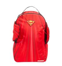 Sprayground DC Comics Superman Cape Wings School Book Bag Backpack 910B1281 - $75.00