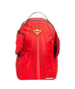 Sprayground DC Comics Superman Cape Wings School Book Bag Backpack 910B1281 - $75.00