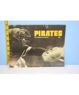 1975 Pittsburgh Pirates Official Baseball Scorecard v Mets Unscored - $12.86