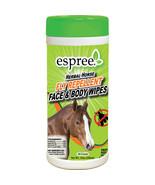 Espree Manna Pro Espree Aloe Herbal Horse Face & Body Wipes 40 Count 748... - $27.56