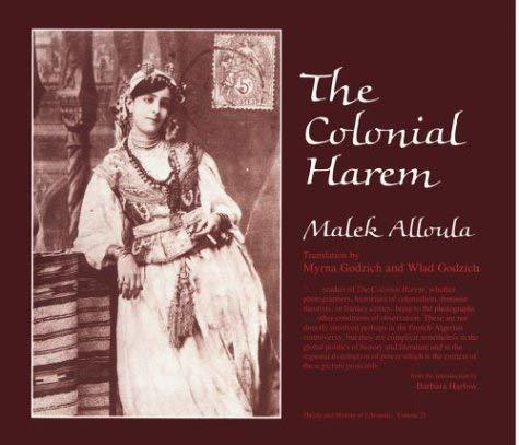 The Colonial Harem (Theory and History of Literature) [Paperback] Alloula, Malek
