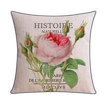 Kylin Express Beautiful American Pastoral Thick Cotton Pillow Case,M - $20.58