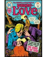 Young Love #116 1975- DC Bronze Age Romance FN/VF - $56.75