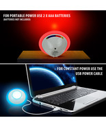 ENHANCE Adjustable Color Projection Mood Light - $9.99