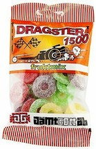 50 x bags of Dragster 1500 candy - $69.29