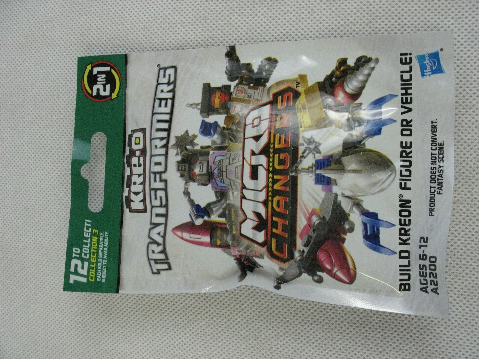 Primary image for Kre-O Transformers Mystery Micro Changers-Collection 1 pack stocking stuffer