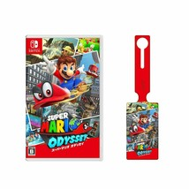 Nintendo Switch Super Mario Odyssey Luggage With Tags FREE shipping Worl... - $69.00