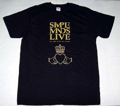 SIMPLE MINDS Live In The City Of Light T shirt ( Men S - 2XL ) - $20.00+