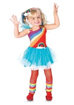 Toddler Girl Rainbow Doll Halloween Costume by Leg Avenue™#c21031 - $39.95