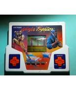 Ninja Fighter Handheld Electronic Travel Game Tiger Awesome - $35.00