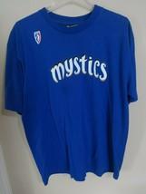 Vintage EUC WNBA Washington Mystics T-Shirt Men X-Large by Don Alleson - $29.69