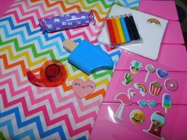 """18"""" Doll School Office Supplies Accessories Lot D American Girl Our Generation - $14.84"""