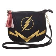 Flash Crossbody Purse Black - $26.98