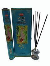 Hem Angel of My Guard Incense Sticks Indian Natural Fragrance Agarbatti ... - $13.99