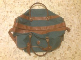 POLO RALPH LAUREN GREEN  TRAVEL COMPANION bag vintage - $44.55