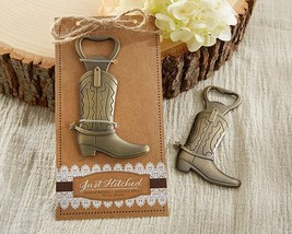 inch Just Hitched inch  Cowboy Boot Bottle Opener  - $5.99