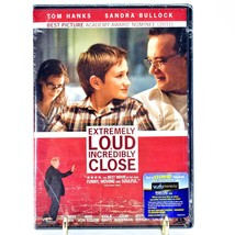 Extremely Loud Incredibly Close DVD Video Movie NEW SEALED Tom Hanks