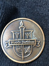 WOODS SERVICES SERVICE COIN Display - $20.79