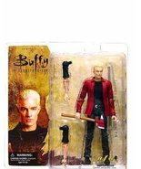 Buffy the Vampire Slayer SCHOOL HARD SPIKE Exclusive Action Figure by Di... - $42.56