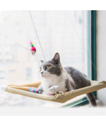 Sunny Seat Window Mounted Cat Bed Hammock Perch  - $24.30