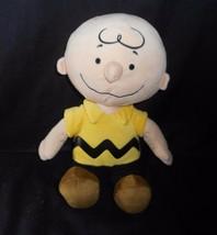 """13 """" Kohl's Cares pour Enfants Charlie Marron Peanuts Snoopy Animal en Peluche - $13.09"""
