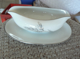 Rosenthal 690p gravy with underpalte 1 available - $39.55