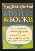 Mary Roberts Rinehart's Mystery Book The Circular Staircase, The Man in ... - $3.03