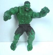 "2003 Hulk the Movie Action Figure Universal Marvel Throwing Smash Arms 8"" - $22.43"