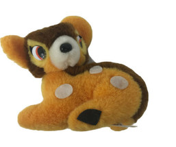 "Vintage Disney Bambi 7"" Plush From The Movie Designed For Sears - $29.69"