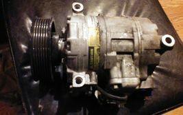 UAC  A/C Compressor and Clutch (CO11239C) image 4