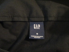 Womens Skirt Size 0 Gap Black TF177/ALS - $10.93