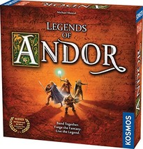 Legends of Andor Board Game | Cooperative Strategy Adventure Game By KOS... - $34.49