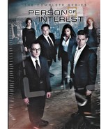 Person of Interest: The Complete Series DVD Box Set Brand New - $54.95