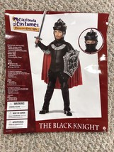 a067 Knight Costume Kids Medieval Halloween Costume Custom Set Fancy M 8-10 - $29.69
