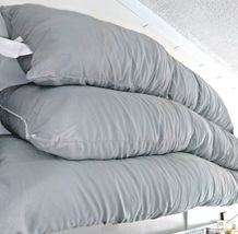Oversized Body Pillow Gray Room Essential (whole pillow 20'' x 52'' x 8''  image 3