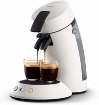 Philips Csa210/11 Coffee Maker Electric On Capsules Senseo Original + White - $331.23
