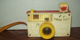Vintage 1967 Fisher Price #784 Picture Story Camera Reminiscence Nostalgia  - $34.64