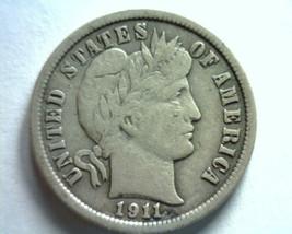 1911 BARBER DIME VERY FINE / EXTRA FINE VF/XF VERY FINE / EXTREMELY FINE... - $19.00