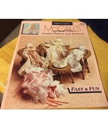 MCCALL'S CREATES HANKIE BABIES AND BONNETS - $2.99