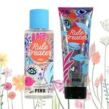 Victoria Secret Rule Breaker Lotion & Fragrance Mist Set NEW - $29.69