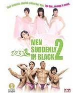 Men Suddenly in Black 2 DVD Eric Tsang Jordan Chan NEW SEALED English S... - $17.35