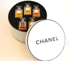 Chanel Parfum Perfume No 5 No19 No22 Coco Allure 3.5ml The Art of Chanel - $544.50