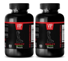 Female Libido Enhancement Pill Fertility Complex Natural Formula Saw Palmetto 2B - $26.14