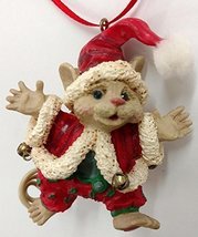Merry Chrismouse Elf Ornament by Kurt S Adler (Brown) - $17.50