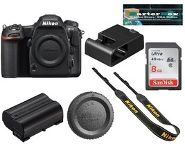 Sale Nikon D500 Dslr Camera WiFi 4k Video 20.9 Mp Body + Free 8GB Memory... - $1,357.94