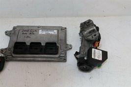 06-08 Honda Civic 1.8 A/T ECU PCM Engine Computer & Immobilizer 37820-RNA-A61 image 4
