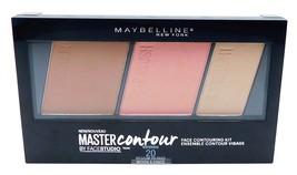 Maybelline Master Contour 20 Medium to Deep Face Contouring Kit: Contour... - $14.99