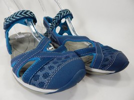 Keen Sage Ankle Size US 7 M (B) EU 37.5 Women's Sport Sandals Poseidon/ Ink Blue