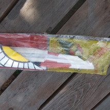 Kite Delta Owl Hi Flier Vintage Plastic Toy Kite Original Packaging  image 5